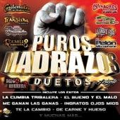 Puros Madazos Duetos by Various Artists