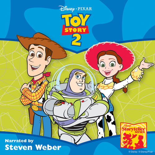 Toy Story 2 by Steven Weber
