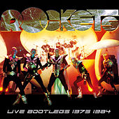 Live Bootlegs 1975-1984 by The Rockets
