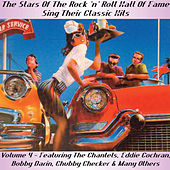 The Stars of the Rock and Roll Hall of Fame Sing Their Classic Hits - Volume 4 von Various Artists