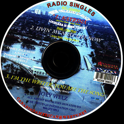 Radio Singles by Joey Welz