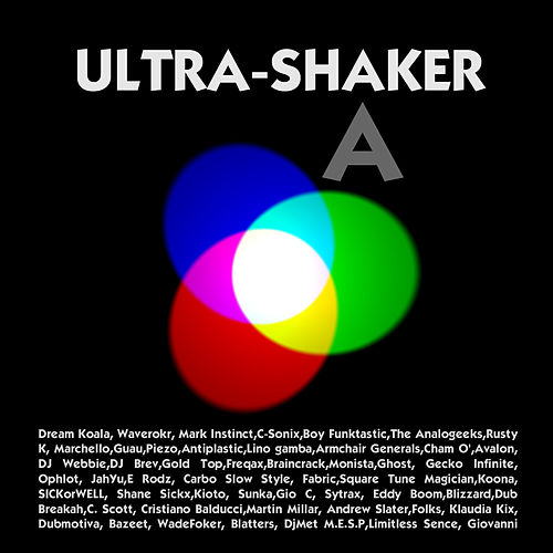Ultra-Shaker A by Various Artists