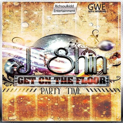Get On the Floor (Radio Edit) by J-SHIN