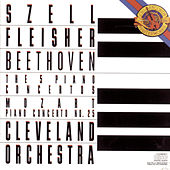 Beethoven:  Five Piano Concertos & Mozart:  Concerto No. 25 in C Major for Piano and Orchestra, K. 503 by Various Artists