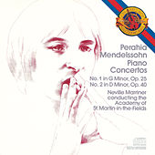 Mendelssohn:  Concertos for Piano and Orchestra No. 1 & 2 by Various Artists