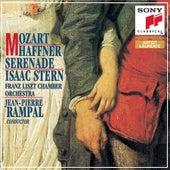Mozart:  Haffner Serenade by Isaac Stern; Jean-Pierre Rampal
