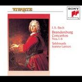 Bach: Six Brandenburg Concertos, BWV 1046-1051 by Tafelmusik