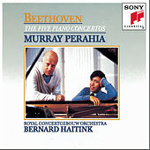 Beethoven: Complete Piano Concertos by Bernard Haitink; Murray Perahia