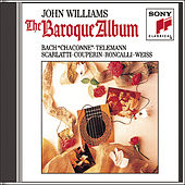 The Baroque Album by John Williams