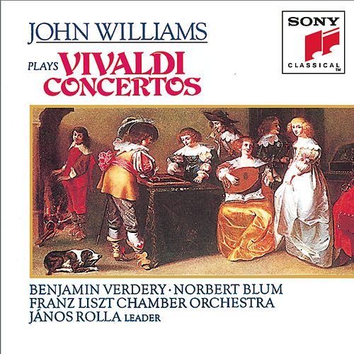 Vivaldi Concertos by Various Artists