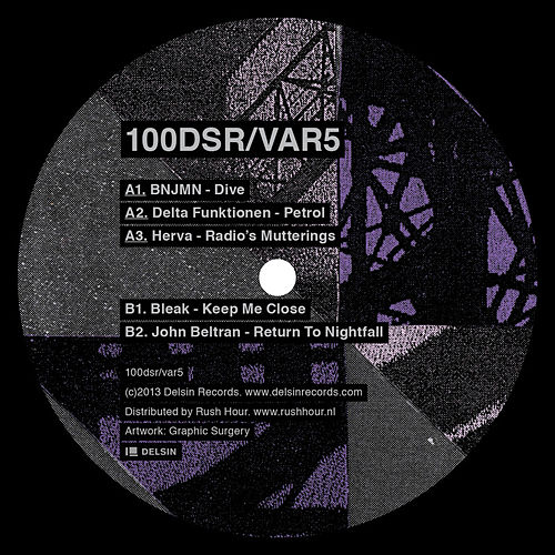 100dsr/Var5 by Various Artists