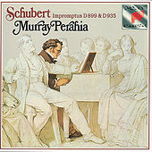 Schubert: Impromptus, D. 899 (Op. 90) & D. 935 (Op. 142) by Murray Perahia