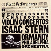 Tchaikovsky: Concerto In D Major for Violin and Orchestra, Op. 35 // Mendelssohn: Concerto In E Minor for Violin and Orchestra, Op. 64 by Various Artists