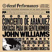 Rodrigo: Concierto de Aranjuez; Fantasia para gentilhombre by John Williams