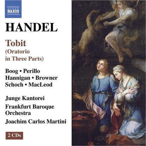 HANDEL: Tobit by Various Artists