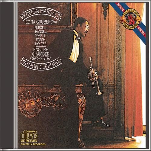 Wynton Marsalis Plays Handel, Purcell, Torelli, Fasch, and Molter by Wynton Marsalis