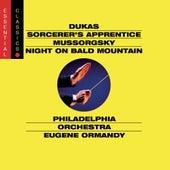 Berlioz: Symphonie fantastique; Dukas: The Sorcerer's Apprentice; Mussorgsky: Night on a Bald Mountain by Eugene Ormandy