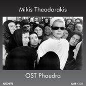 Phaedra (Original Motion Picture Soundtrack) by Mikis Theodorakis (Μίκης Θεοδωράκης)