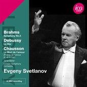 Brahms: Symphony No. 3 - Debussy: La Mer - Chausson: La mort de l'amour by Various Artists