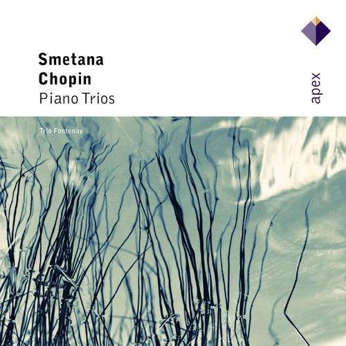 Chopin & Smetana : Piano Trios by Trio Fontenay