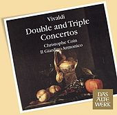 Vivaldi : Double & Triple Concertos, 'Il proteo' by Il Giardino Armonico