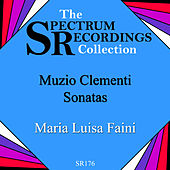 Muzio Clementi - Three Piano Sonatas by Maria Luisa Faini