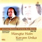 Mangte Hain Karm Unka Vol. 107 by Nusrat Fateh Ali Khan