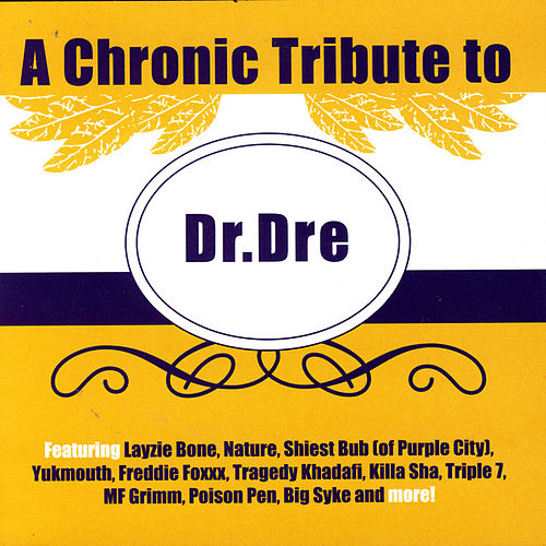 A Chronic Tribute To Dr. Dre by Various Artists