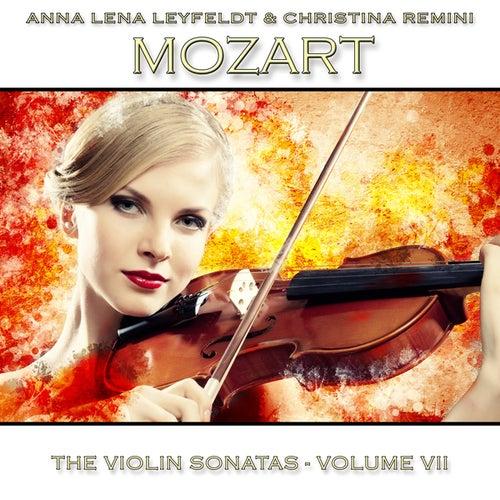 Mozart: The Violin Sonatas, Vol. 7 by Anna Lena Leyfeldt