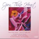 Open Thine Heart by Valerie M. Trujillo