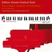 Edition Klavier-Festival Ruhr 2013: Verdi und Wagner - Paraphrasen und Transkriptionen by Various Artists