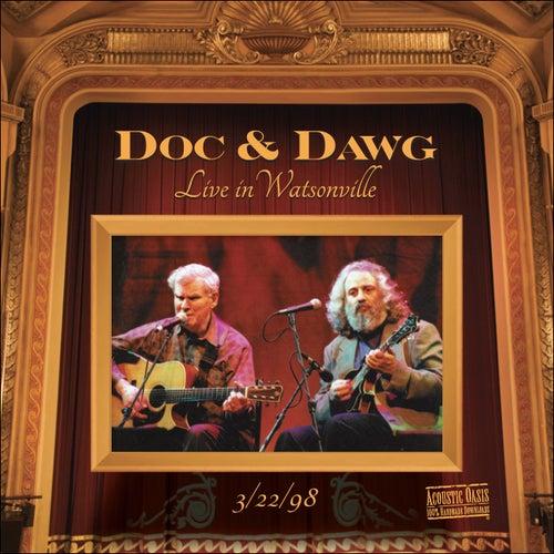 Live In Watsonville by Doc Watson