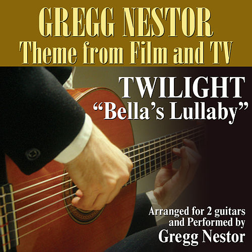Bella's Lullaby for 2 Guitars (From