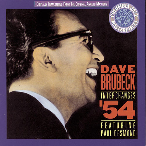 Interchanges '54 by Dave Brubeck