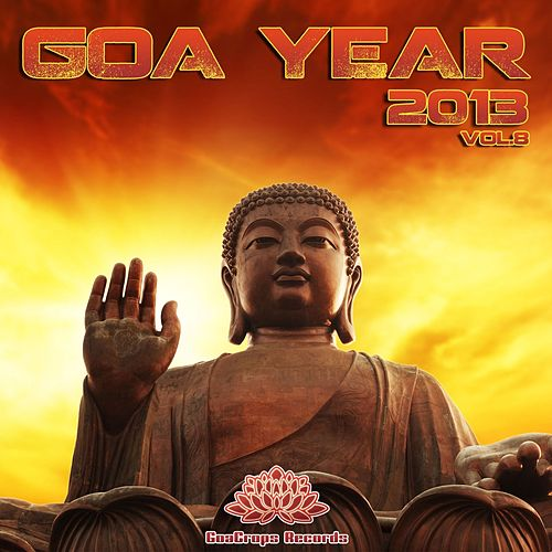 Goa Year 2013, Vol. 8 by Various Artists