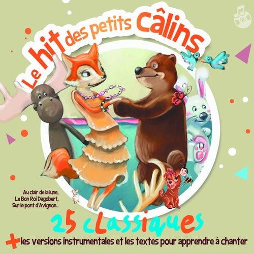 Le hit des petits câlins (25 classiques + les versions instrumentales pour apprendre à chanter) by Clémentine
