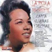 Canta Guajiras y Décimas by La India De Oriente