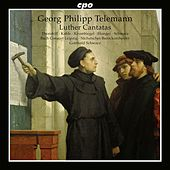 Telemann: Luther Cantatas by Various Artists
