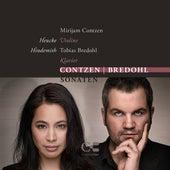 Hindemith & Heucke: Sonaten by Mirijam Contzen