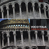Themusicotheque: Voci D'Italia by Various Artists