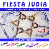 Fiesta Judia, Vol. 1 by David & The High Spirit