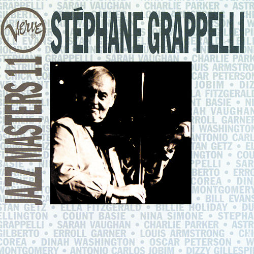 Verve Jazz Masters 11 by Stephane Grappelli