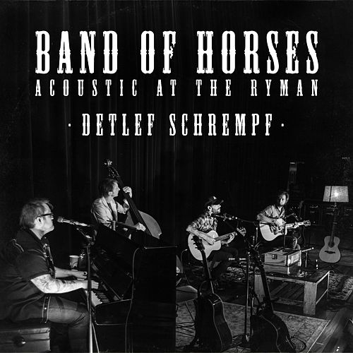 Detlef Schrempf (Live Acoustic) by Band of Horses