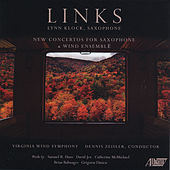 Links: New Concertos for Saxophone and Wind Ensemble by Lynn Klock