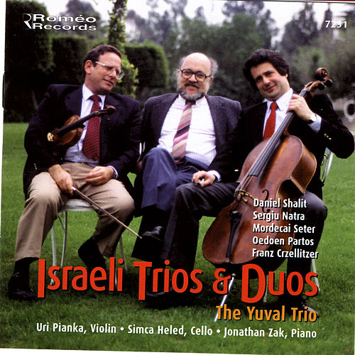 Israeli Trios and Duos by The Yuval Trio