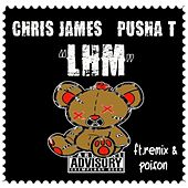 Love Hates Me (feat. Pusha T) - EP by Chris James