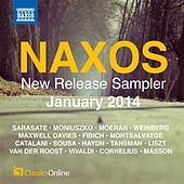 Naxos January 2014 New Release Sampler by Various Artists