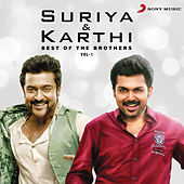 Suriya & Karthi: Best of the Brothers, Vol. 1 by Various Artists