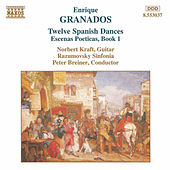 Twelve Spanish Dances by Enrique Granados
