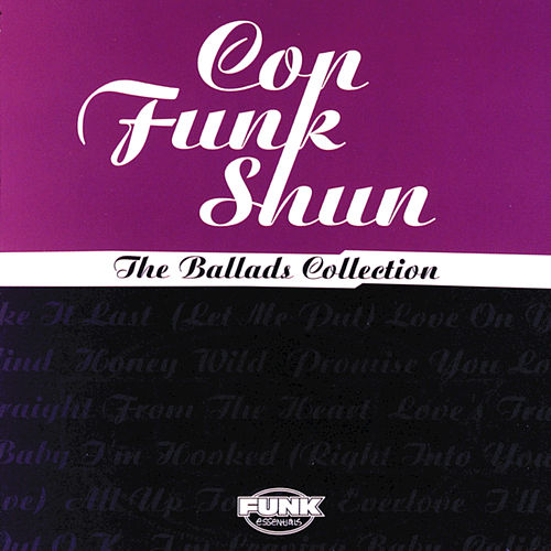 The Ballads Collection by Con Funk Shun
